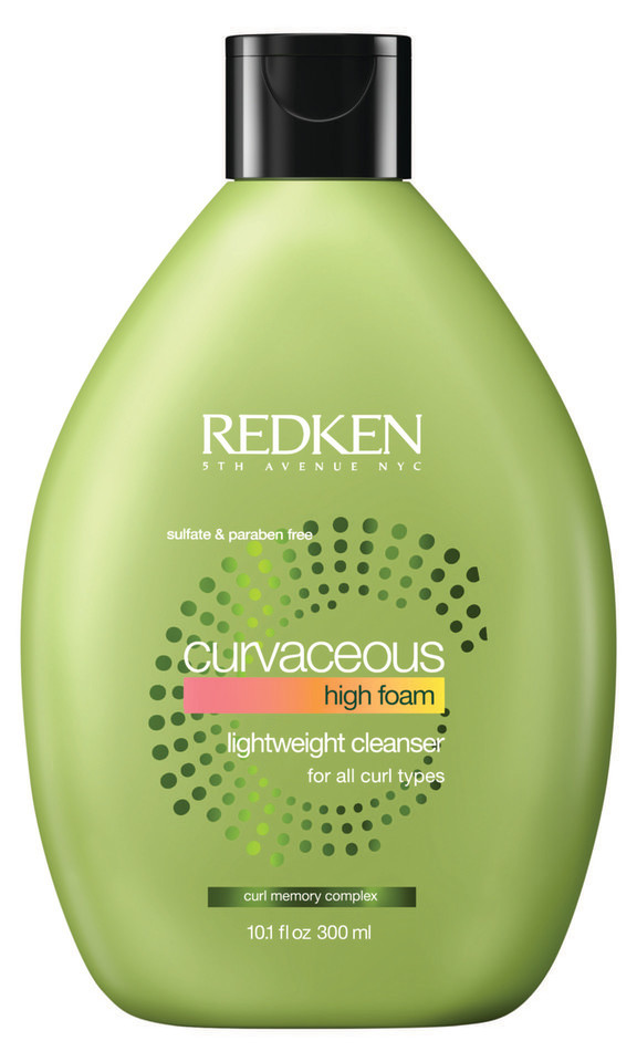 Curvaceous von Redken - High-Foam Cleanser