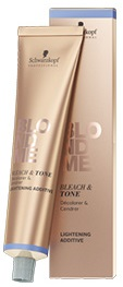 Schwarzkopf BlondMe Bleach and Tone