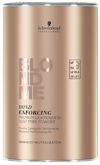 Schwarzkopf BlondMe Bond Enforcing Premium Lightener 9+ Dust Free Powder