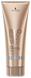 Schwarzkopf BlondMe Tone Enhancing Bonding Shampoo kühle Blondtöne