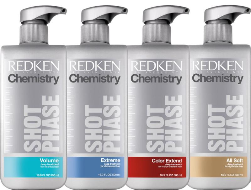Redken Chemistry Shot Phase