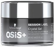 Schwarzkopf Osis Session Label Crystal Gel