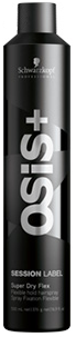 Schwarzkopf Osis Session Label Super Dry Flex