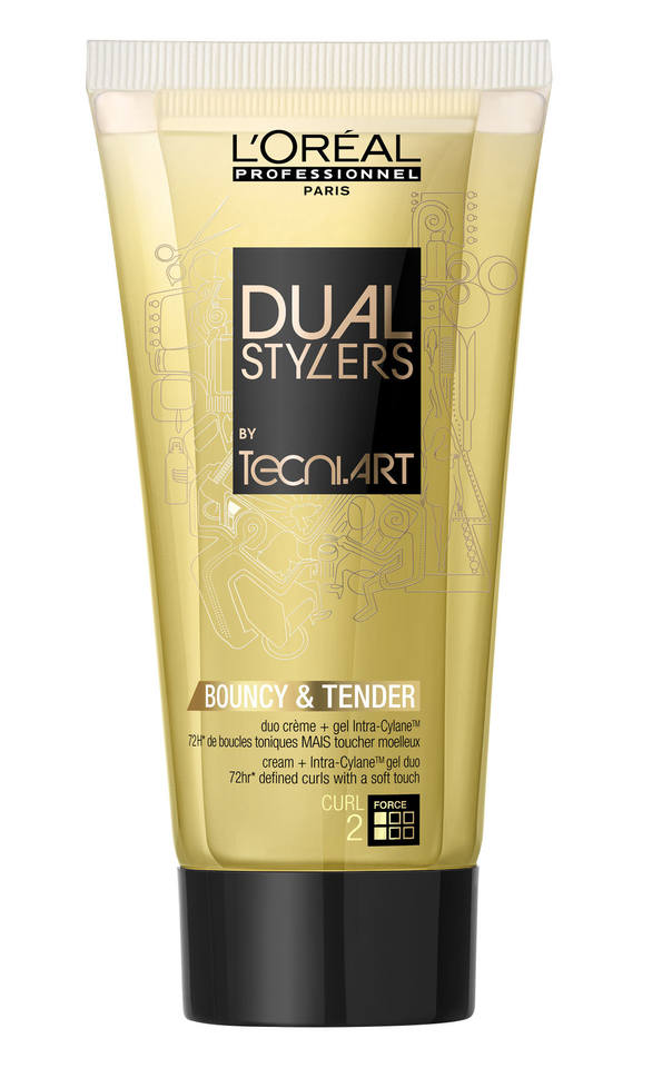 Dual Stylers by Tecni_Art Loreal Bouncy and Tender