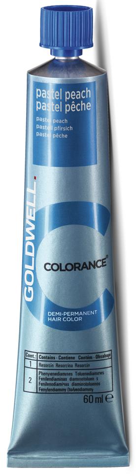 Goldwell Colorance_PastelPeach_Tube