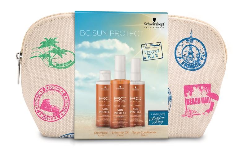 Schwarzkopf_BonaCure_Sun_Protect_Travelkit