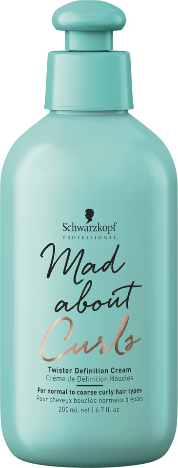 Schwarzkopf Mad about Curls_TwisterDefinitionCream_200ml