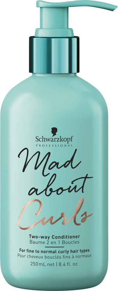 Schwarzkopf Mad about Curls_TwoWayConditioner_250ml