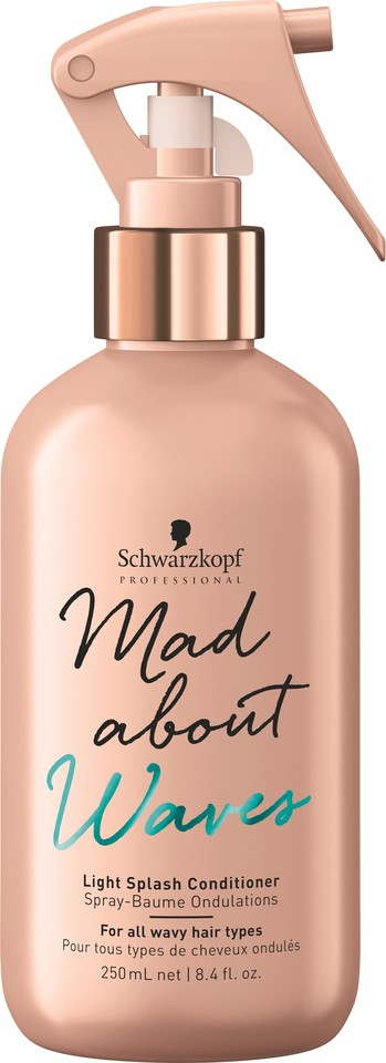 Schwarzkopf Mad about Waves_LightSplashConditioner