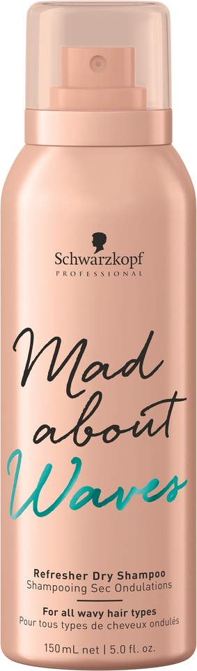 Schwarzkopf Mad about Waves_RefresherDryShampoo