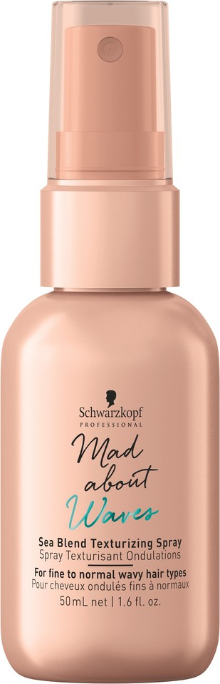 Schwarzkopf Mad about Waves_SeaBlendTexturizingSpray
