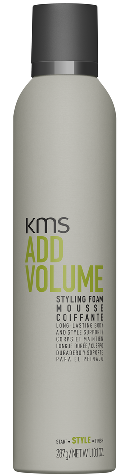 KMS_AddVolume_Styling_Foam_300mL