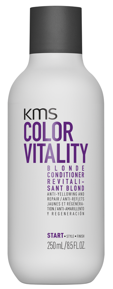 KMS_ColorVitality_Blonde_Conditioner_250mL