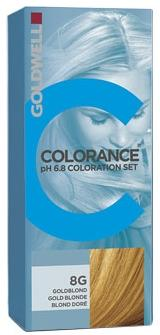 Goldwell Colorance pH 6.8 Coloration Set