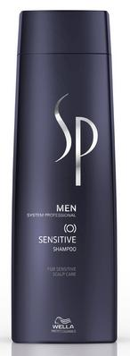 SP Men Sensitive Shampoo