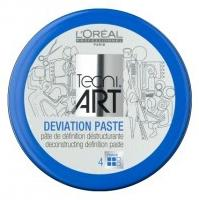 Loreal Tecni.Art Fix Deviation Paste Styling-Creme