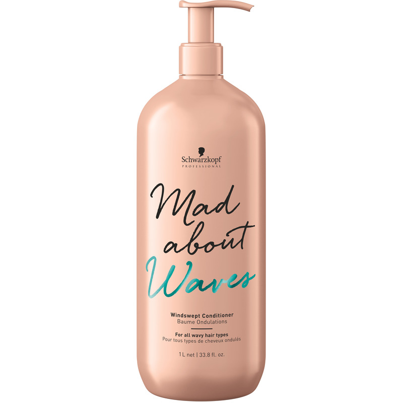 Schwarzkopf Mad about Waves_WindsweptConditioner