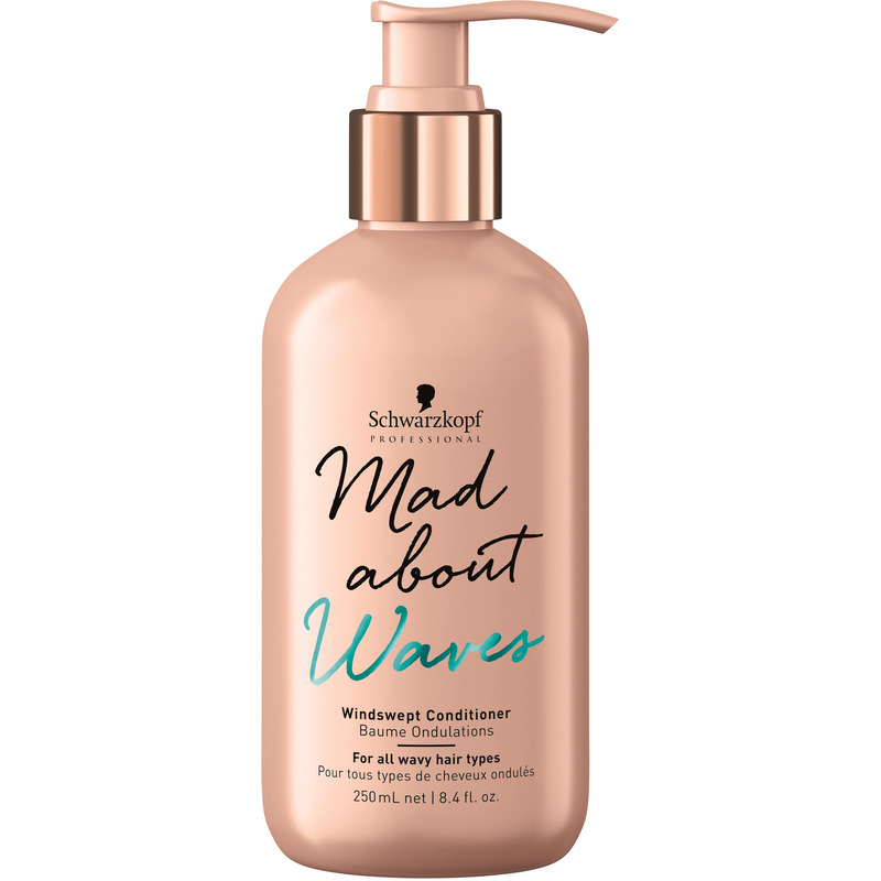 Schwarzkopf Mad about Waves_WindsWeptConditioner_250ml