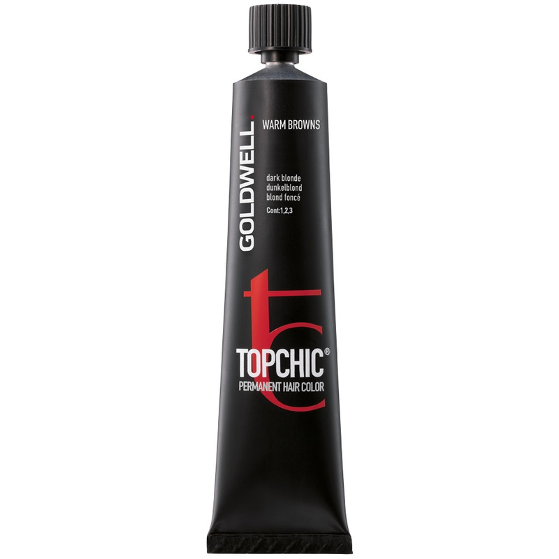 Goldwell_Topchic_WarmBrowns_Tube 1